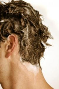 mens hair wash
